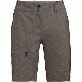 VAUDE Skomer II Pantalones cortos Mujer, coconut